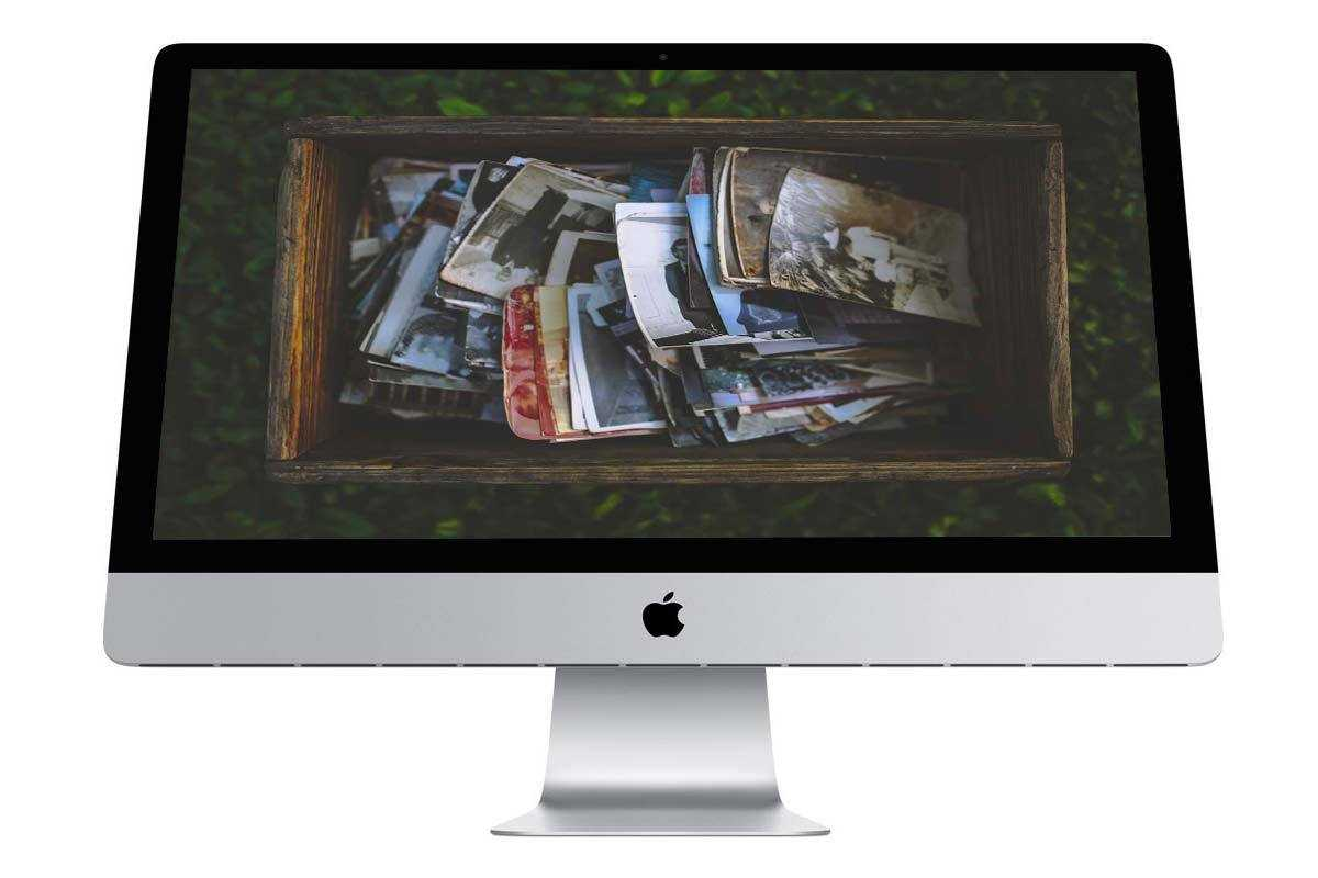 How to find photos on Mac