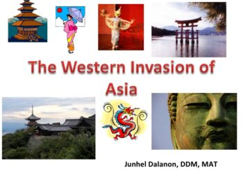 invation of asia